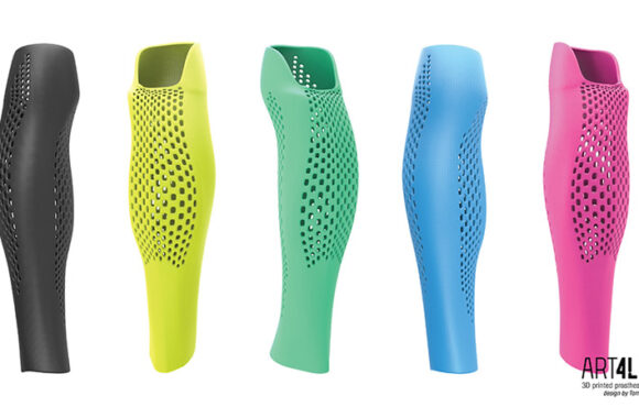 A new frontier: 3d prosthetics for sport